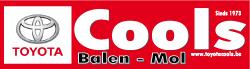 Toyota Garage Cools - Balen & Mol - Al meer dan 40 jaar Uw Toyota verdeler.